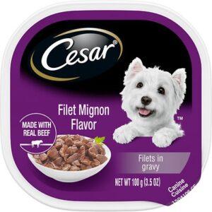 Cesar - Filets Dog Food Trays