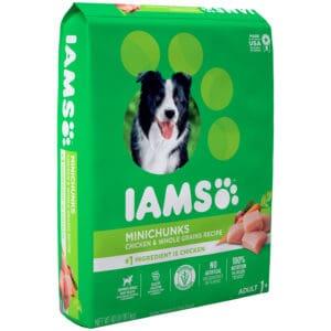 IAMS - Proactive Dry Dog Food Minichunks