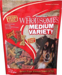 SPORTMiX - Wholesomes Medium Variety Dog Food
