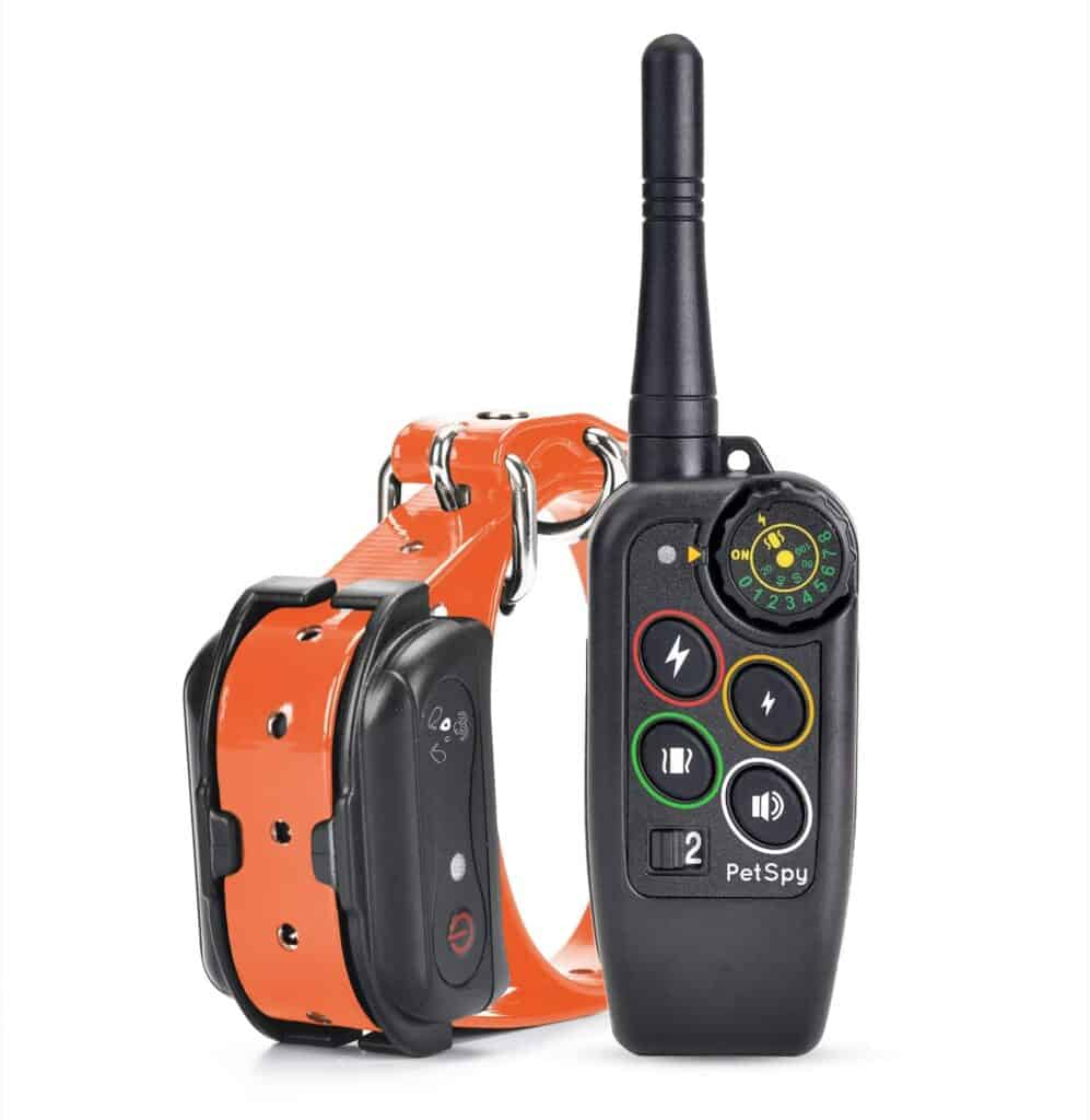 PetSpy M686 Premium Dog Training Shock Collar